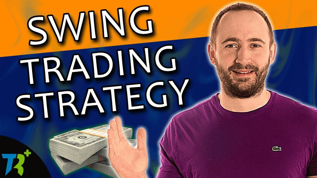 YouTube swing trading trading strategy thumbnail