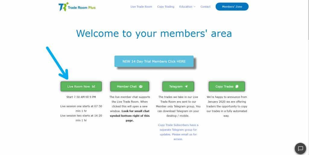 members area image