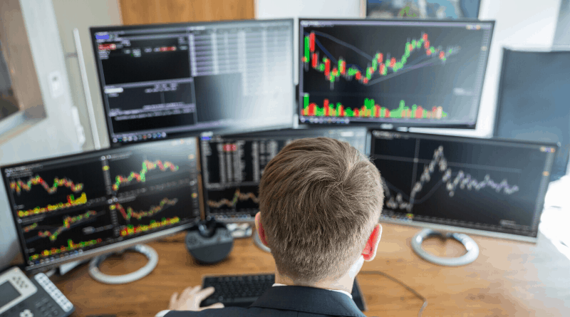 What is online trading and how does it work